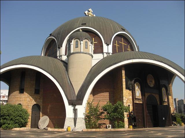 Црквата Свети Климент Охридски во Скопје