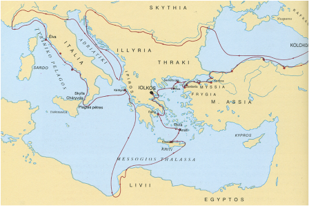 Експедицијата на Аргонаутите