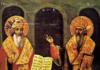 КНИЖЕВНО - ПРЕВЕДУВАЧКОТО ДЕЛО НА СВЕТИ КИРИЛ И МЕТОДИЈ